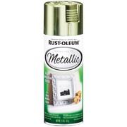 Rust-Oleum 11 oz Metallic Spray Paint, Brass (R831-19368)