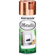 Rust-Oleum 11 oz Metallic Spray Paint, Copper (R831-19378)
