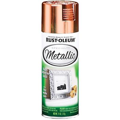 Rust-Oleum 11 oz Metallic Spray Paint, Copper (R831-19378)