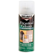 Rust-Oleum Frosted Glass 11 oz Semi-Transparent Finish Aerosol Spray, Clear (1903830)