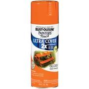 Rust-Oleum Painter's Touch 12 oz Ultra Cover Aerosol Paint, Real Orange (PTUC249-95)