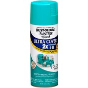 Rust-Oleum Painter's Touch 12 oz Ultra Cover Aerosol Paint, Seaside (PTUC249-116)