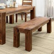 Hokku Designs Bethanne Wood Bench
