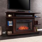 Wildon Home   Baker Media 63'' TV Stand w/ Fireplace