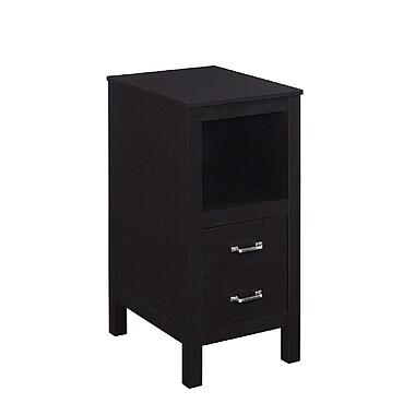 RunFine Group Larissa 15.5'' W x 33.25'' H Cabinet