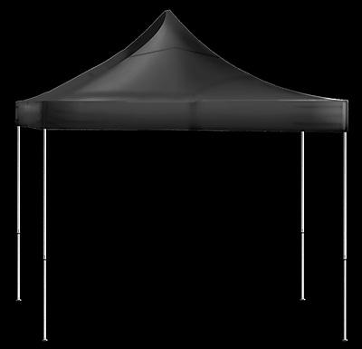 Laguna Canopy 10 Ft. W x 10 Ft. D Canopy; Black WYF078277550057