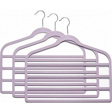Only Hangers Inc. Slim-Line Multi Pant Non-Slip Hanger