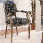 BestMasterFurniture Rustic Living Room Arm Chair