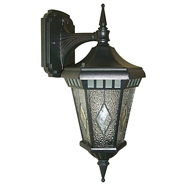 Beldi Verbier 1-Light Outdoor Wall Lantern