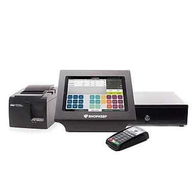ShopKeep® POS iPad® Point of Sale System