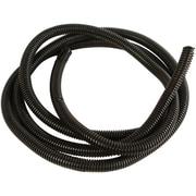 "American Terminal Black Split-loom Cable Tubing, 100ft (1"")"