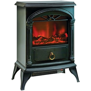 Comfort Zone Fireplace Electric Stove (HBCCZFP4)