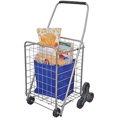 Helping Hand Fq39905 3-wheel Stair-climbing Folding Cart