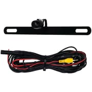 Ibeam Above License Plate Camera, Black