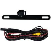 Ibeam Behind License Plate Camera With IR LEDs