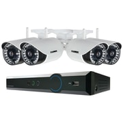 Lorex 4-channel 720p DVR With 1TB Hard Drive & 4 Wireless 720p HD Cameras