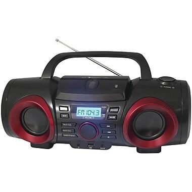 Naxa MP3/CD Classic Bluetooth Boom Box