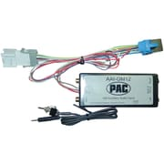 PAC Auxiliary Audio Input & Interface For 2000-2009 GM Class II