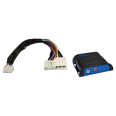 PAC 14-pin Satellite Or CD Changer Auxiliary Input For Select Honda/Acura 2003-2012