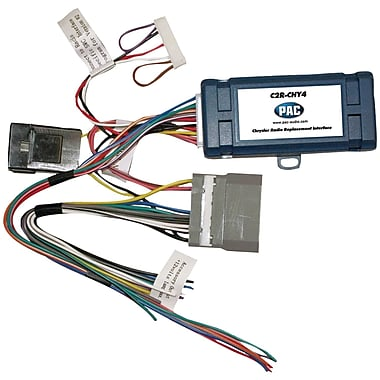 PAC Radio Replacement Interface (chrysler)