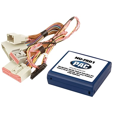 PAC Navigation Unlock Interface For Ford/Lincoln/Mercury (PACNUFRD1)