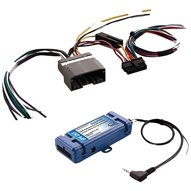 PAC All-in-One Radio Replacement And Steering Wheel Control Interface for Select Chrysler Vehicles With CANbus (PACRP4CH11)