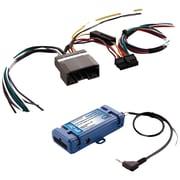 PAC – Interface de remplacement de radio et de contrôle du volant tout-en-un pour véhicules Chrysler avec CANbus (PACRP4CH11)