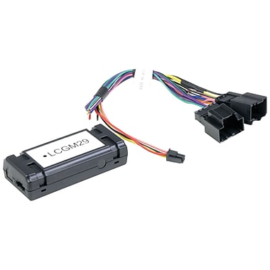 PAC Radio Replacement Interface For Select Nonamplified GM Vehicles (29-bit, 14 & 16 Pin)