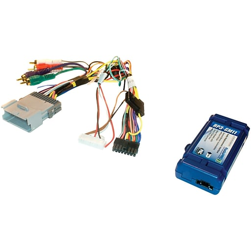 PAC Radio Replacement Interface For Select GM Vehicles (class II Databus)