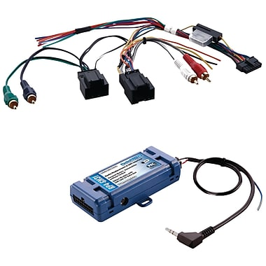 PAC All-in-One Radio Replacement And Steering Wheel Control Interface for Select GM Vehicles With CANbus (PACRP4GM31)