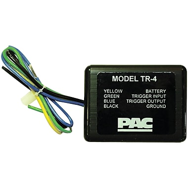 PAC Low-voltage Remote Turn-on Trigger