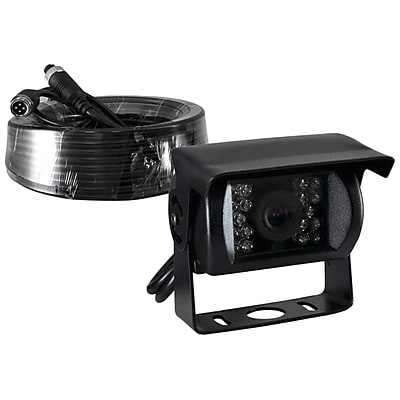 Pyle Commercial-grade Weatherproof Backup Safety Driving Camera With Night Vision