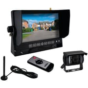 """Pyle 7"""" Commercial-grade Wireless Weatherproof Backup Camera & Monitor System"""