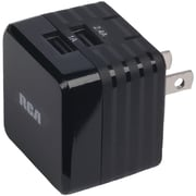 RCA 3.4-amp Cube USB Charger
