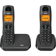 RCA Element Series Dect 6.0 Cordless Phone With Caller Id (2-handset System)
