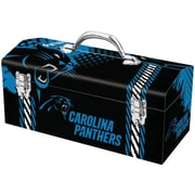 "Sainty Carolina Panthers 16"" Tool Box"