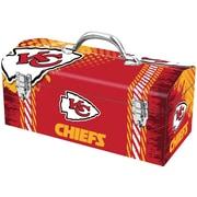 """Sainty Kansas City Chiefs 16"""" Tool Box"""