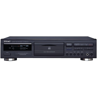 TEAC CD-W890MK2-B CD Recorder with Remote