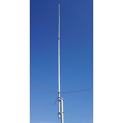 Tram Amateur Dual-band Base Antenna With 17ft Base Antenna, 8dB 144MHz/11dB 440