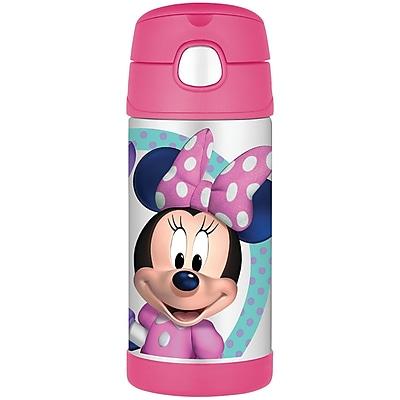 Thermos Minnie Mouse Funtainer Bottle, 12 Oz.