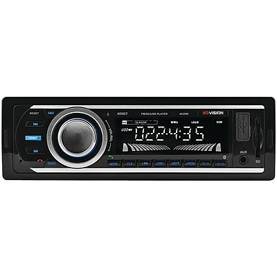 Xovision Single-din In-dash FM/MP3 Stereo Digital Media