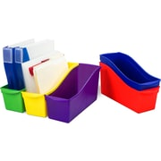 Storex Storage Book Bin, Assorted (STX70110U06C)