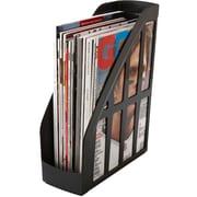 Storex Plastic Magazine File, Recycled (STX70167U06CC)