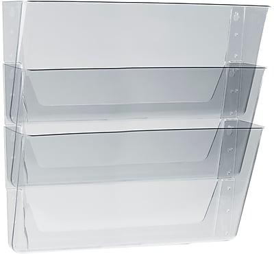 Storex Plastic Wall File (STX70354B06C)