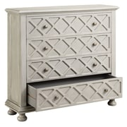 Stein World Paige Accent Chest, Vintage Cream (13222)