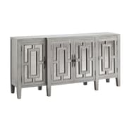"Stein World Carraway 30.625"" Accent Console Smoky Grey (13387)"