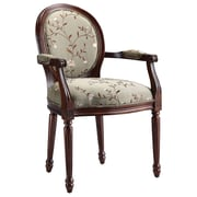Stein World Antoinette,Walnut, Light Green Accent Chair (28382)
