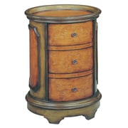 Stein World Natalie Wood Accent Table, Green, Each (42530)