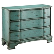Stein World Ilana Accent Chest, Vintage Turquoise Blue (47753)