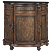 "Stein World Wellington 39.5"" Accent Chest Brown (59881)"
